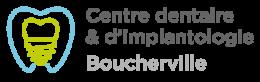 Logo Centre dentaire et d'implantologie Boucherville